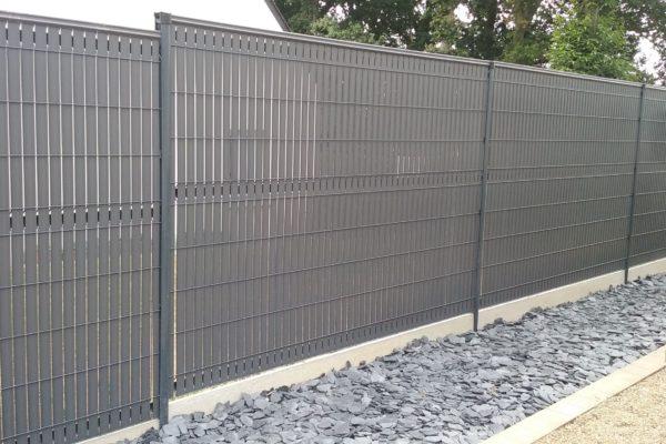 Prix et Avantage d'une clôture grillage rigide